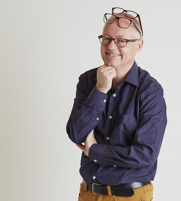 Andreas Räber, GPI®-Coach und Online-Marketing-Spezialist