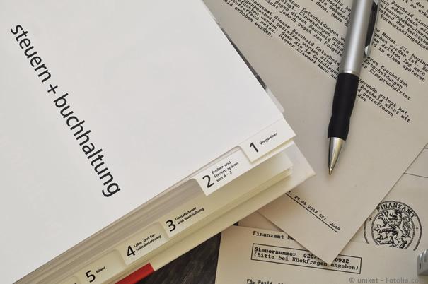 Buchhaltung - was macht ein Buchhalter genau?