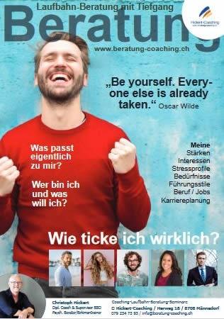 Neuorientierung? Laufbahnberatung mit Tiefgang in der Region Zürich