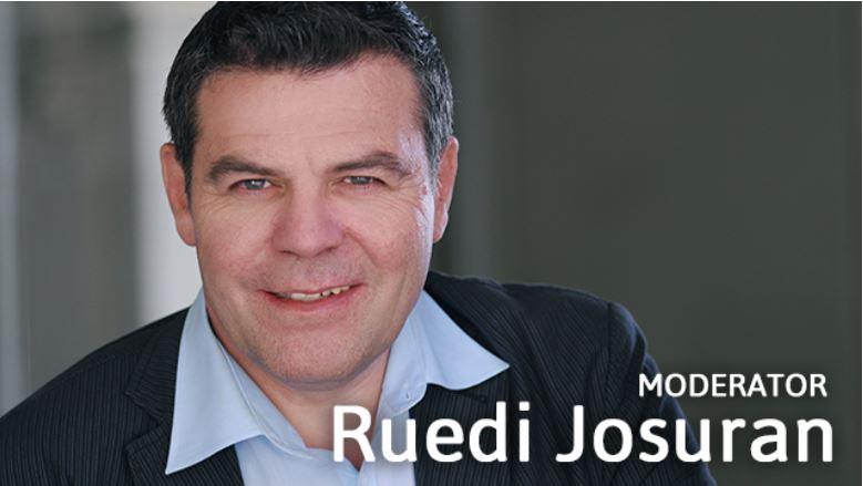 Moderation für Workshops, Events und Seminare: Ruedi Josuran
