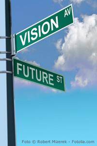 Vision beruflicher Neuanfang